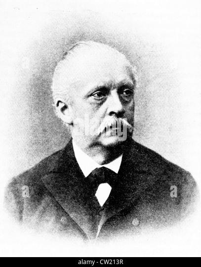 Hermannn von Helmholtz, Hermann Ludwig Ferdinand von Helmholtz - Stock Image