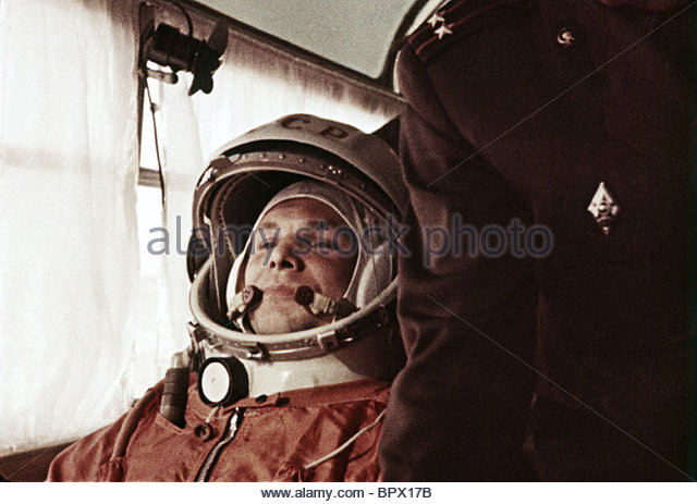 yuri gagarin 1961 - photo #13