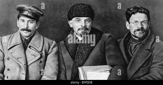 differenze trotsky stalin relationship