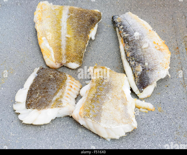 how to cook sea bream fillets
