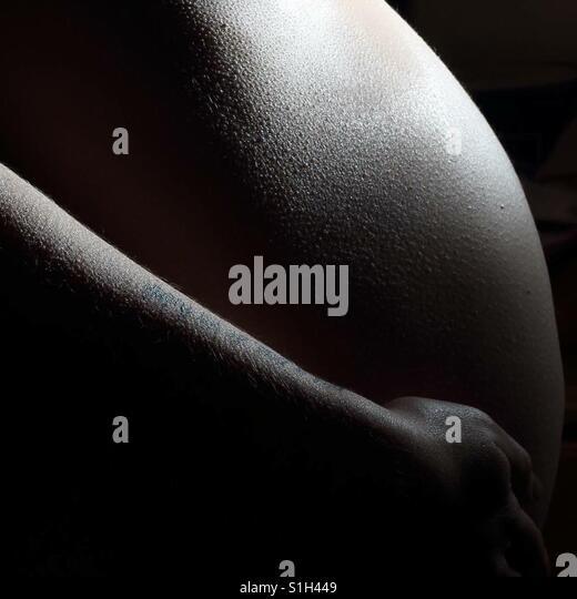 Beauty of maternity - Stock Image