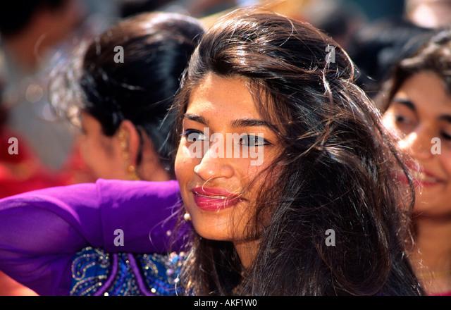 Indien, Mumbai, Frau - Stock-Bilder