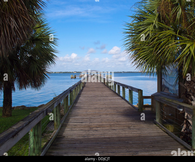 Brevard County Beach Florida Stock Photos Brevard County Beach Florida