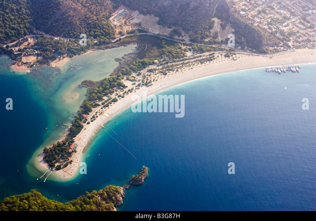 Olu Deniz Turkey - Stock Image
