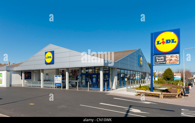 Lidl Stock Photos & Lidl Stock Images - Alamy