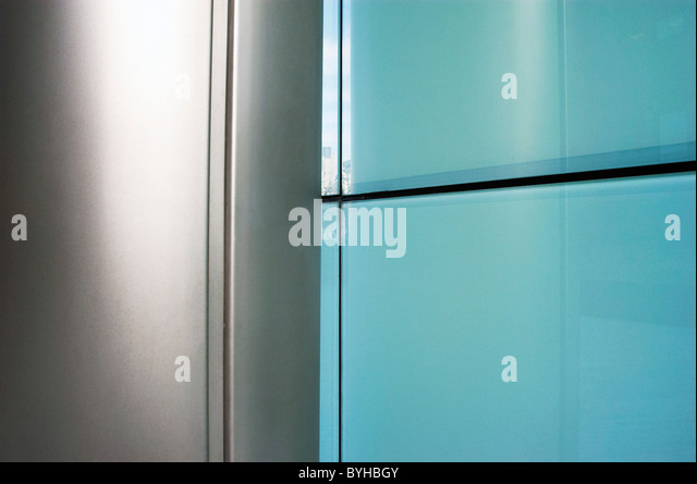 Architectural detail of a building's facade. - Stock-Bilder