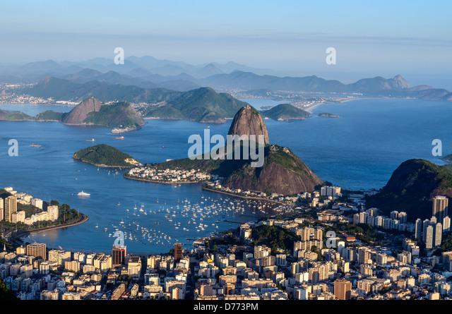 Rio de Janeiro - Stock Image