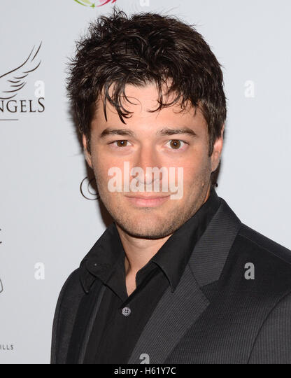 Mike Kiely attends BBQ And Bikinis Benefit hosted by Linda's Voice Foundation Honoring Beverly Johnson at Mr. - Stock Image