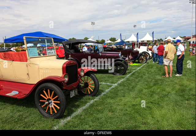 Grand Junction Classic Car Shows