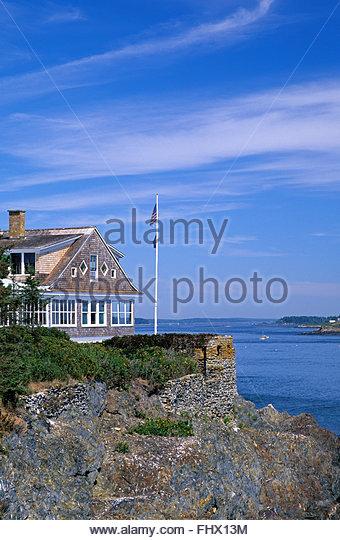 Eagle Island Maine Ferry