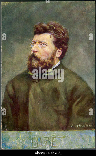 a biography of georges bizet a french composer Bio georges bizet is considered to be a great french opera composer both of his parents were professional musicians georges' mother was a pianistgeorges' father was a composer and a singing teacher and gave georges his first music lessons at the age of 4.