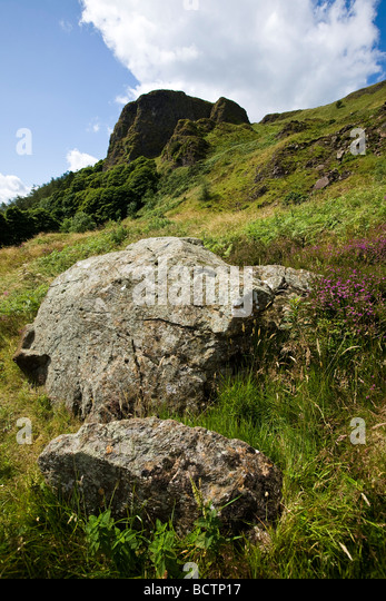 Man Caves Northern Ireland : Cave hill antrim stock photos