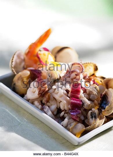 food risotto - Stock-Bilder