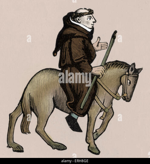 canterbury tales friar essay Jake lee november 28, 2010 english 12 the canterbury tales: character analysis of the friar a typical friar is a member of a religious order in the roman catholic.