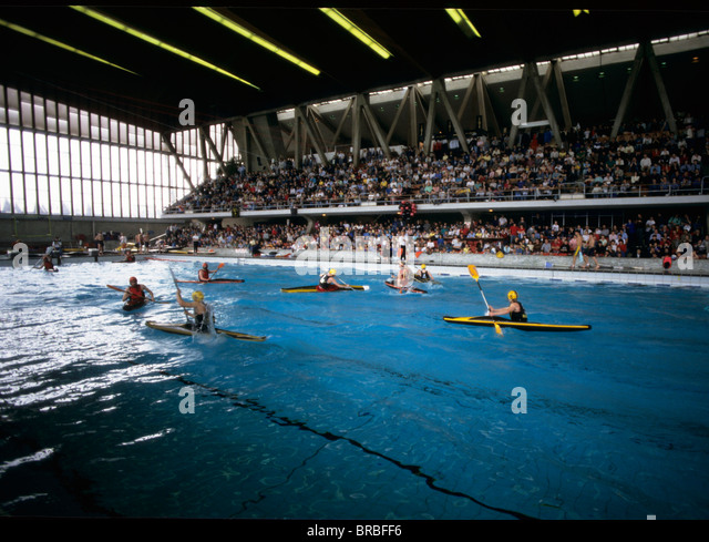 Swimming Competition Crowd Stock Photos Swimming Competition Crowd Stock Images Alamy