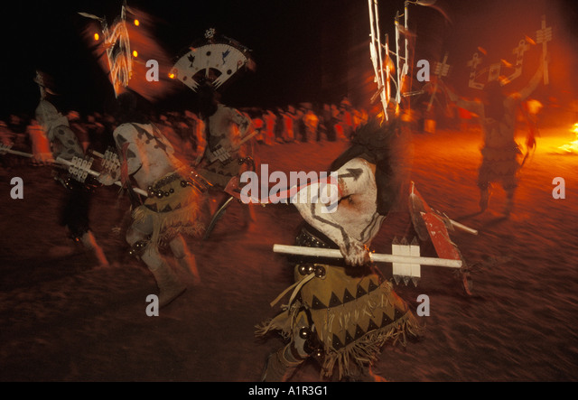 Tribal Dance - Sunrise