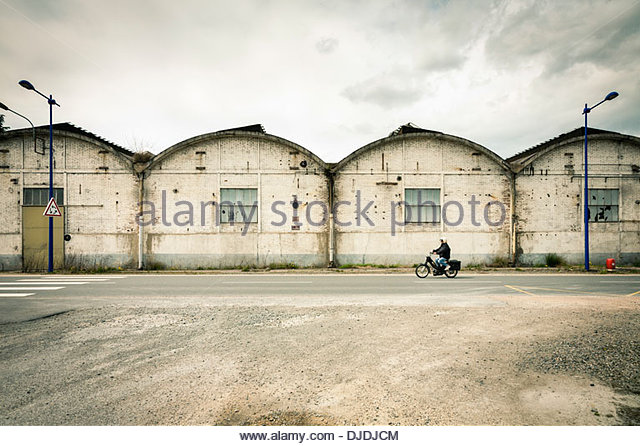 old factory building france stock photos old factory building france stock images alamy. Black Bedroom Furniture Sets. Home Design Ideas
