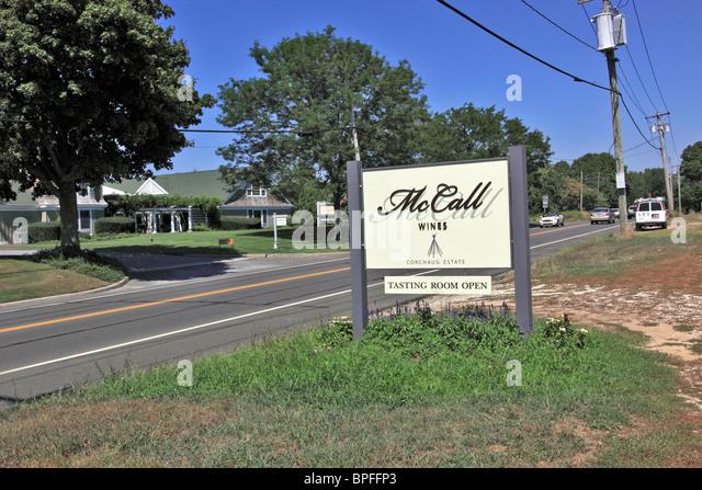 Mccall Winery Long Island