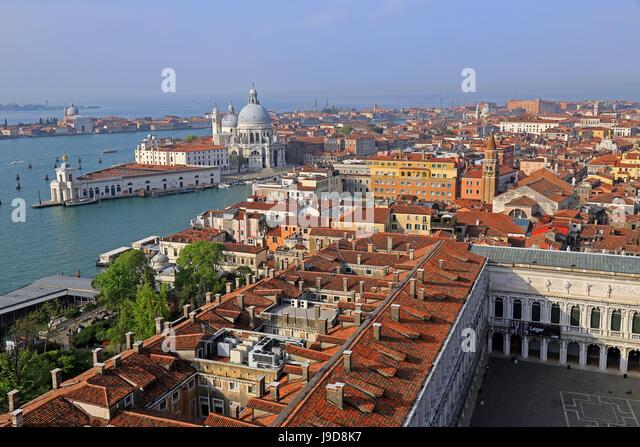 Venice, UNESCO World Heritage Site, Veneto, Italy, Europe - Stock Image