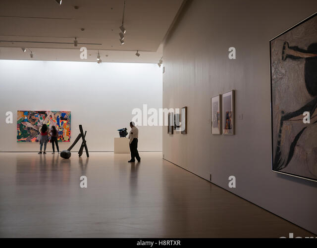 The Cantor Arts Center, Stanford University, California. Diverse collections span continents, cultures, and 5,000 - Stock-Bilder