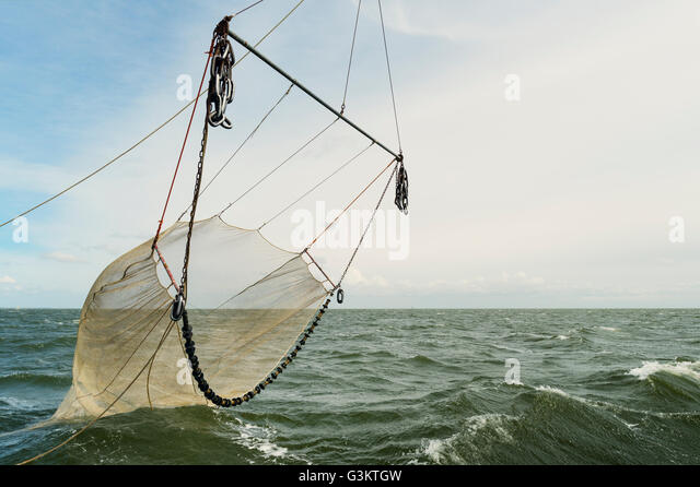 Sea fishing boat seine stock photos sea fishing boat for Seine net fishing