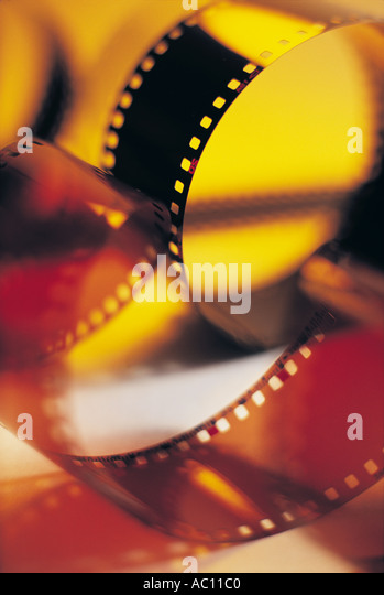 Film Strips - Stock-Bilder
