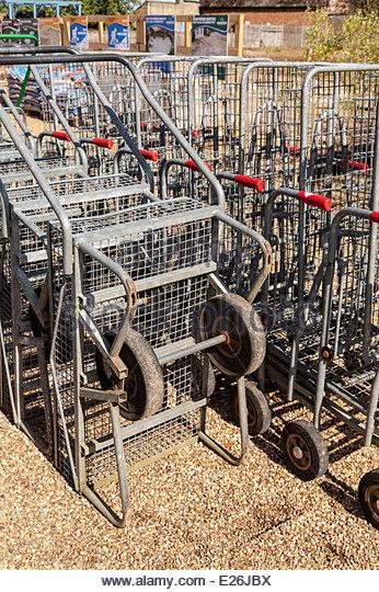 Christmas Tree Recycling Gloucester : Garden center uk stock photos
