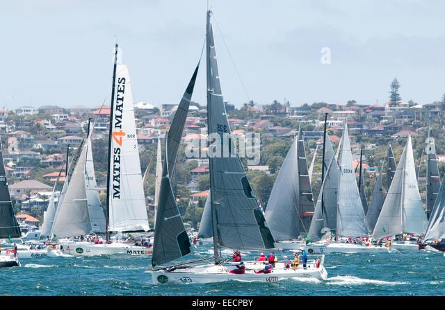 Sailing Race 2014 Stock Photos & Sailing Race 2014 Stock