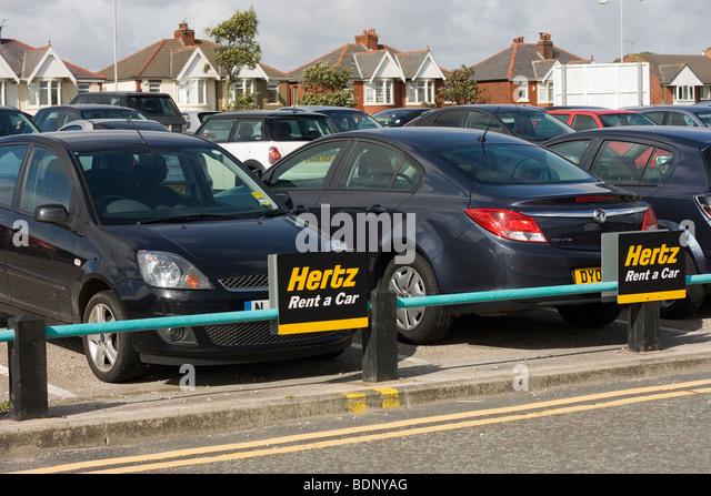 Hertz Car Rental London City Airport