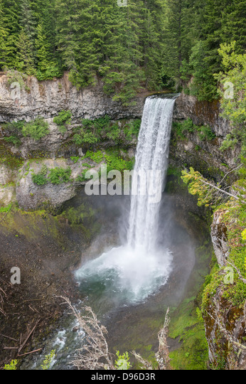 Brandywine falls - Stock Image