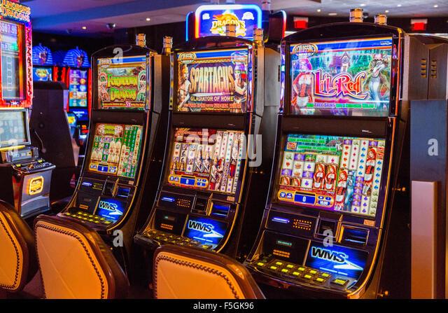 Slot machine odds at foxwoods