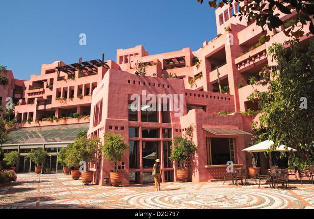 Abama stock photos abama stock images alamy - Hotel abama tenerife ...