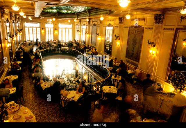 Belle epoque interior stock photos belle epoque interior stock images - Belle epoque interiors ...