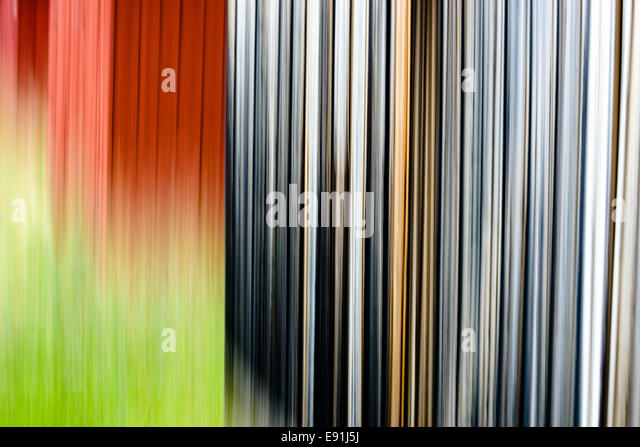 Background of contrasting stripes - Stock Image