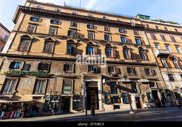 Hotels In Rome Italy Near City Center