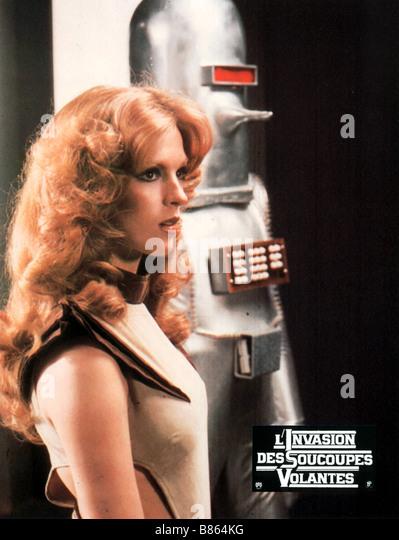l invasion des soucoupes volantes Starship Invasions Année 1977 canada Réalisateur Ed Hunt - Stock Image