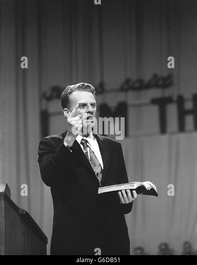 Billy Graham Preachi