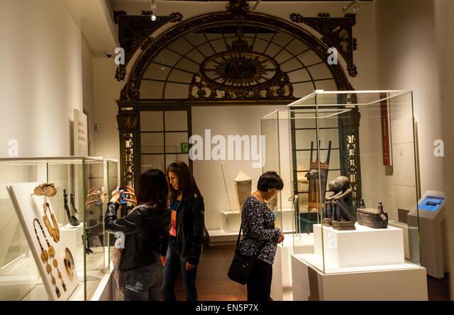 Museu de cultures del món, Barcelona, Catalunya - Stock-Bilder