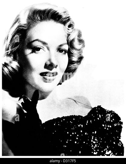 Barbara Lawrence - Stock Image