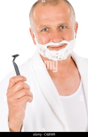 beard man and shaving stock photos beard man and shaving stock images alamy. Black Bedroom Furniture Sets. Home Design Ideas
