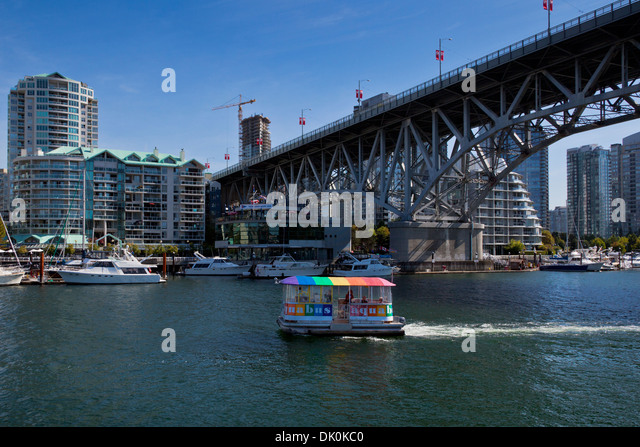 how to get to granville island by bus
