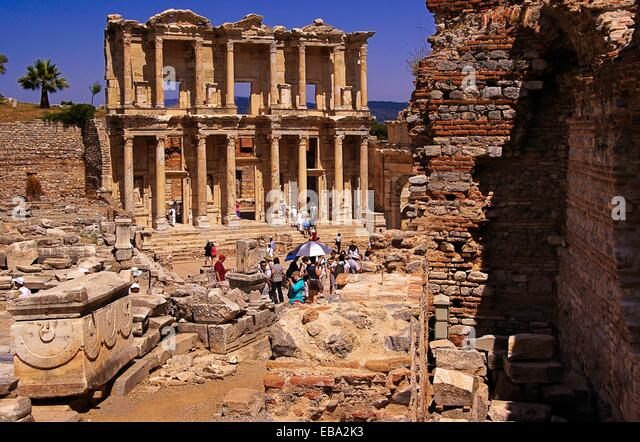 12 1st Century B.C. 250 ancient antiquity archaeology architecture Asia building built structure Celsius city classical - Stock Image