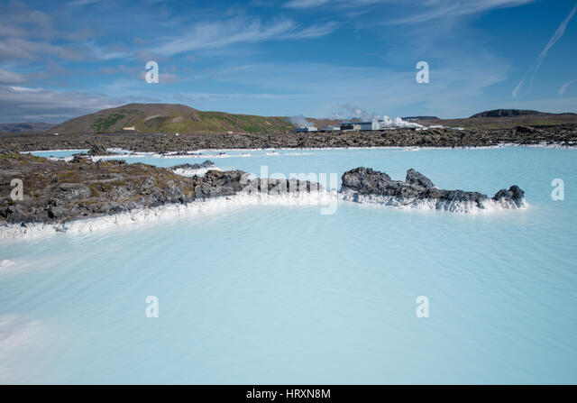 Blue Lagoon 137 - Stock Image