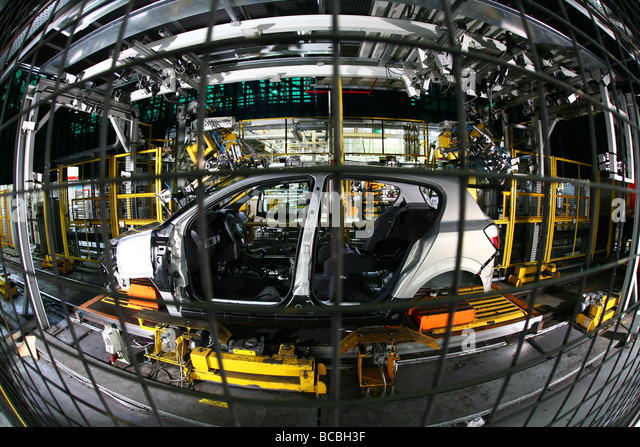 Vauxhall factory stock photos vauxhall factory stock for Factor motors le center mn