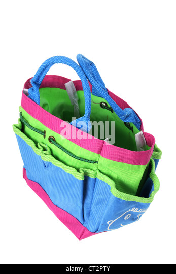 Canvas Tote Bag - Stock Image
