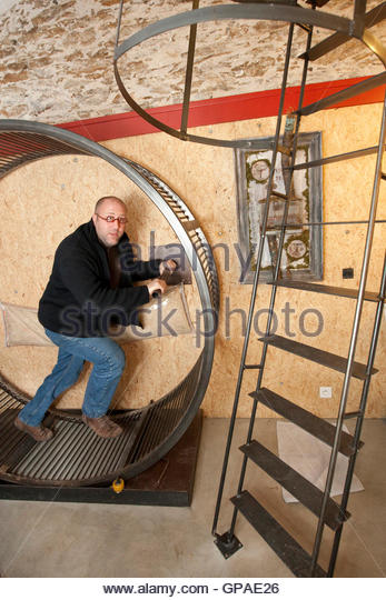Hamsters wheel stock photos hamsters wheel stock images - Frederic tabary ...