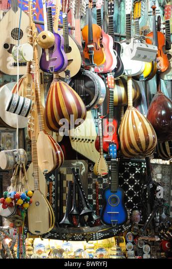 Grand Bazaar - Stock Image