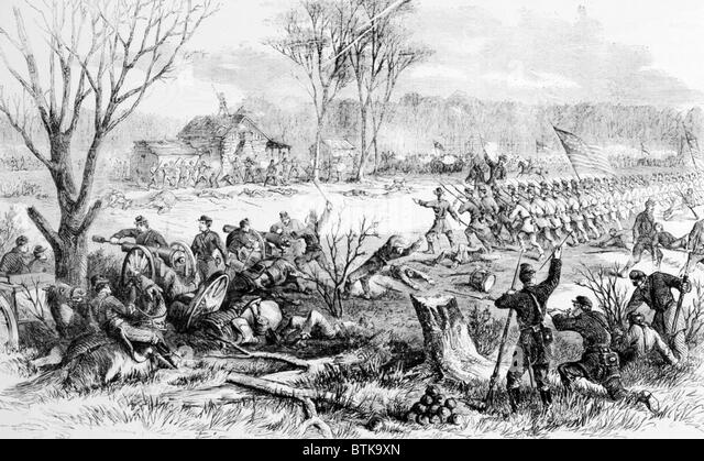 the battle of shiloh 1962 Battle of shiloh timeline (april 6th - 7th, 1862) the battle of shiloh, spanning two days and seeing over 20,000 casualties, marked a victory for.