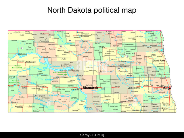 Usa Political Map Stock Photos Amp Usa Political Map Stock