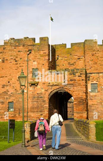 Carlisle castles stock photos carlisle castles stock for The carlisle house